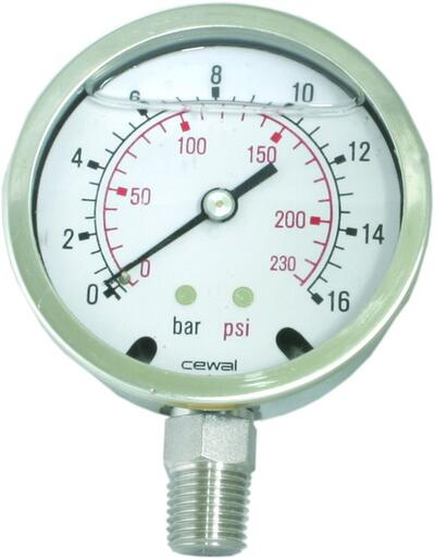 Manometer Ø50 - GC21
