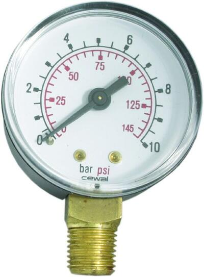Manometer Ø63 - GC3
