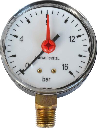 Manometer Ø63 - GC43