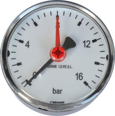 Manometer Ø63 - GC49