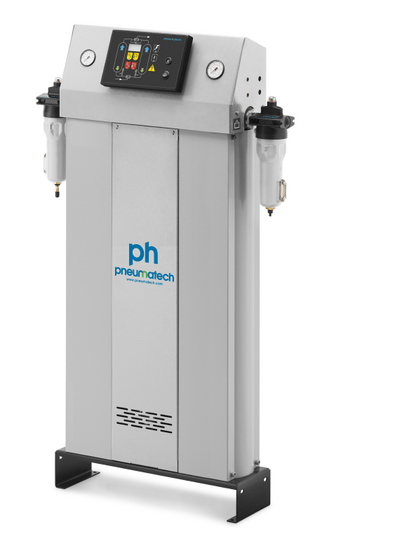 Adsorptionstørrer Pneumatech 1020 ltr/min. Max 14,5 Bar.