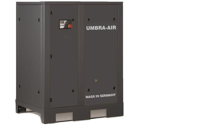 Skruekompressor UMBRA-AIR 7,5 kW 13 bar