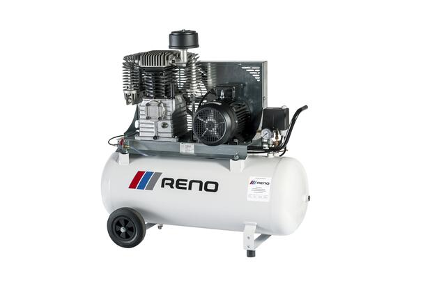 Reno Stempelkompressor 500/90 inkl. regulator
