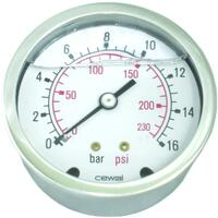 Manometer Ø50 - GC17