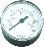 Manometer Ø63 - GC9